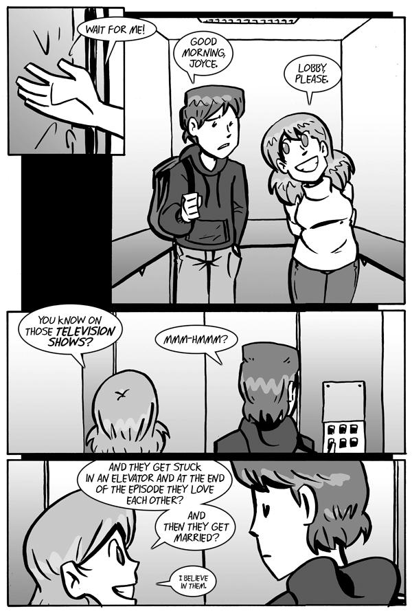 Elevator, part 1
