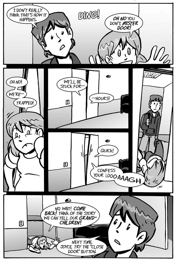 Elevator, part 2