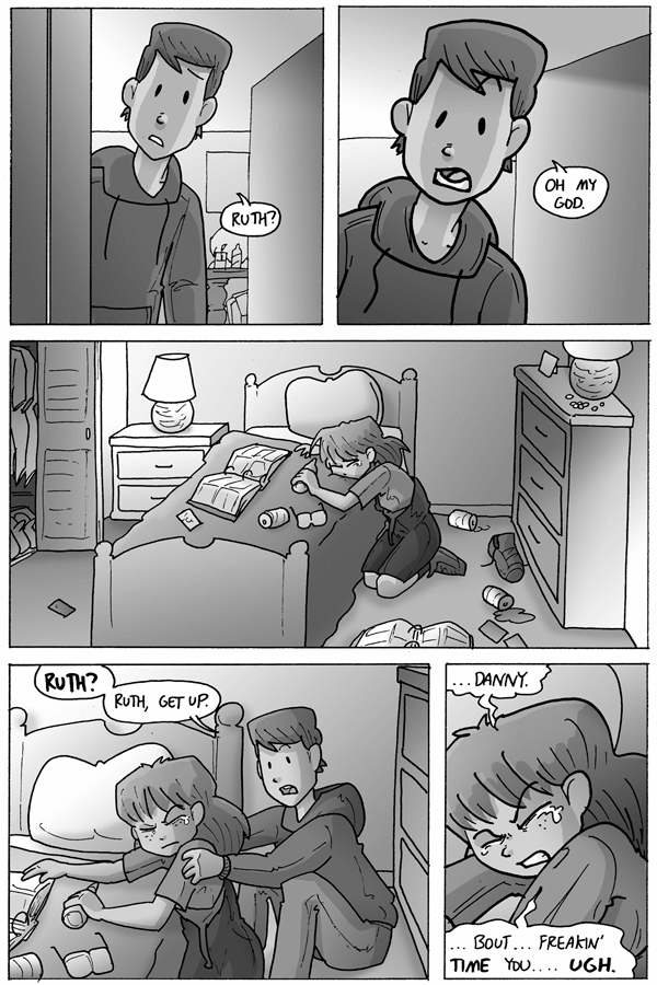 One Day, Part 1, page 4