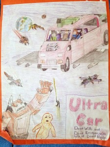 Ultra Car cover 1