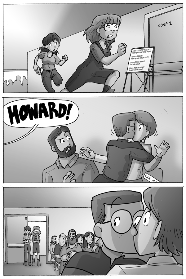Comiconference, page 7
