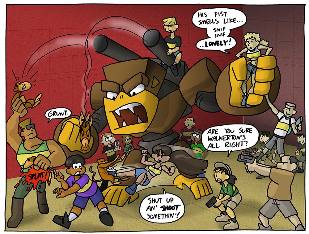 Grunt SPLAT!