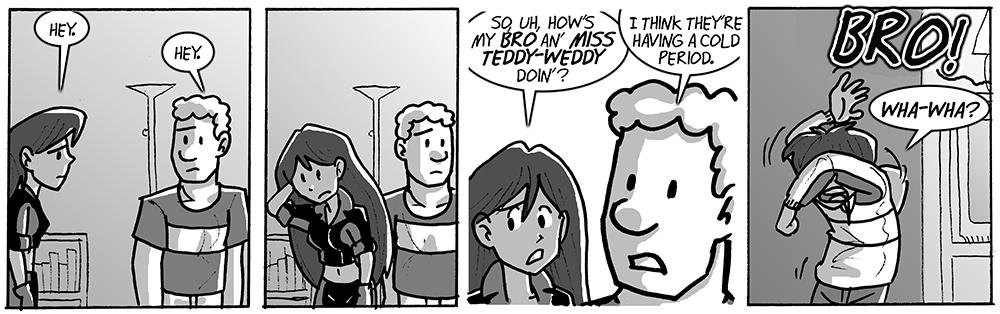 Miss Teddy-Weddy