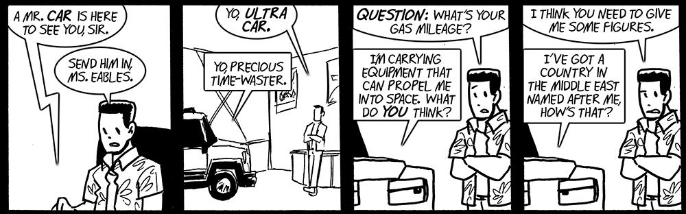 Yo, Ultra Car