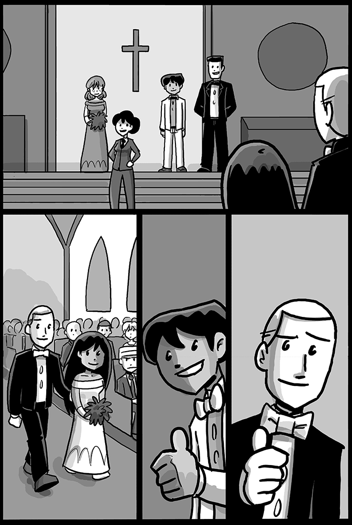 The Wedding, Page 2